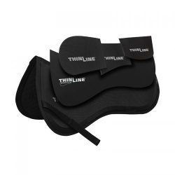 """Thinline+ 1/4"""" Shims for Cotton Trifecta Half Pad Stacked"""