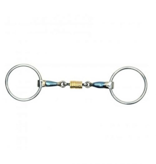 loose ring blue alloy brass rollers