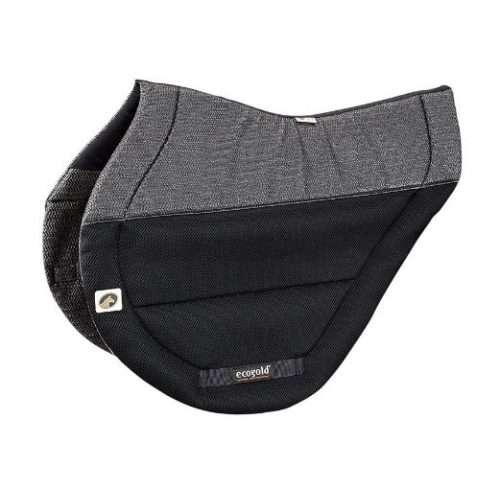 ECOGOLD® Secure™ XC Saddle Pad Black