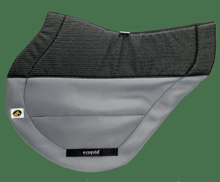ECOGOLD Secure XC Saddle Pad Grey