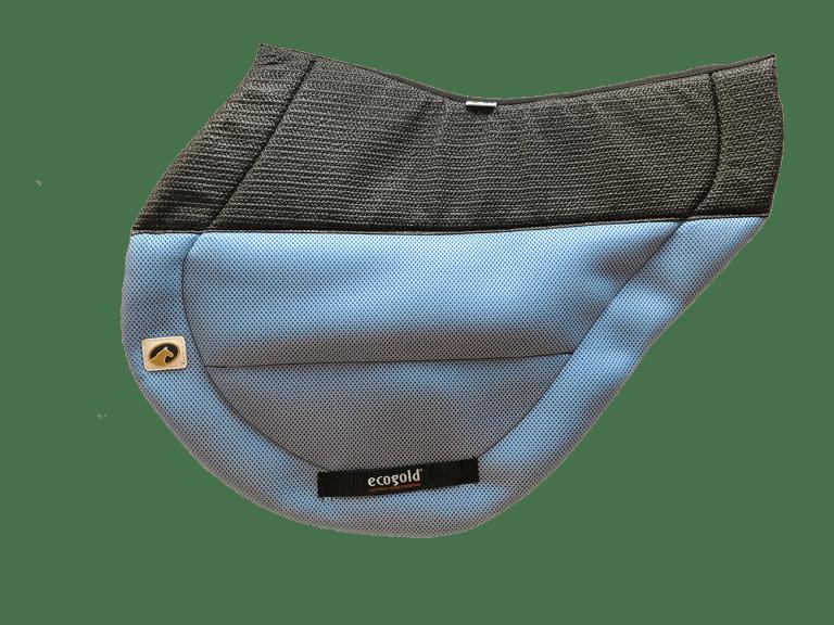 ECOGOLD® Secure™ XC Saddle Pad Lt Blue