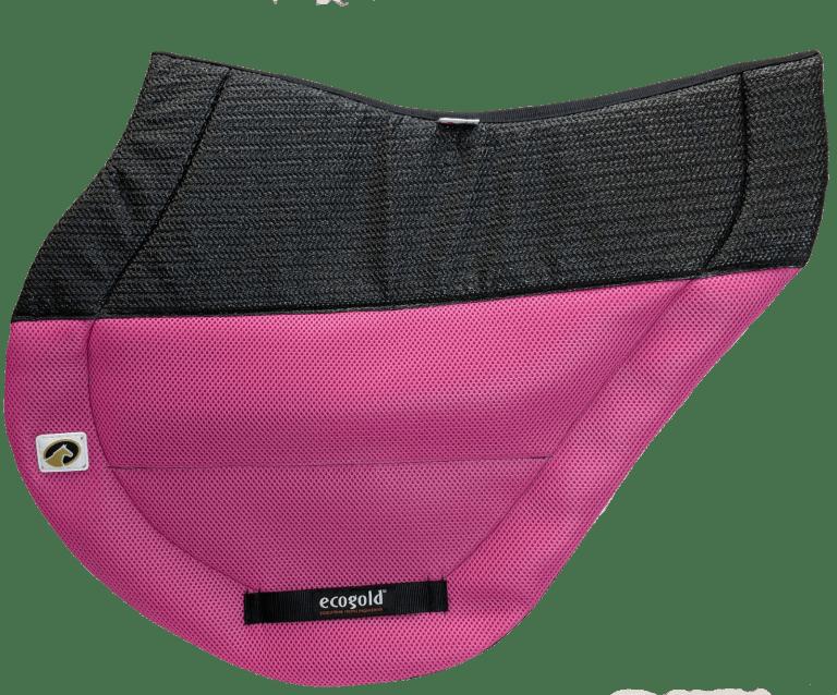ECOGOLD Secure XC Saddle Pad Pink