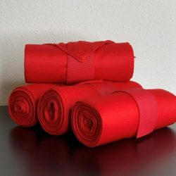 Standing Bandages Wraps - 12' Red