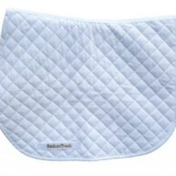 back on track baby pad white