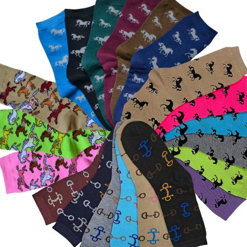 paddock boot sock assortment