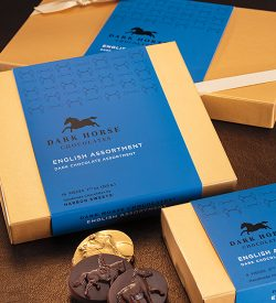 dark horse chocolates english assortment sample
