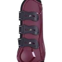 qhp champion tendon boots burgundy