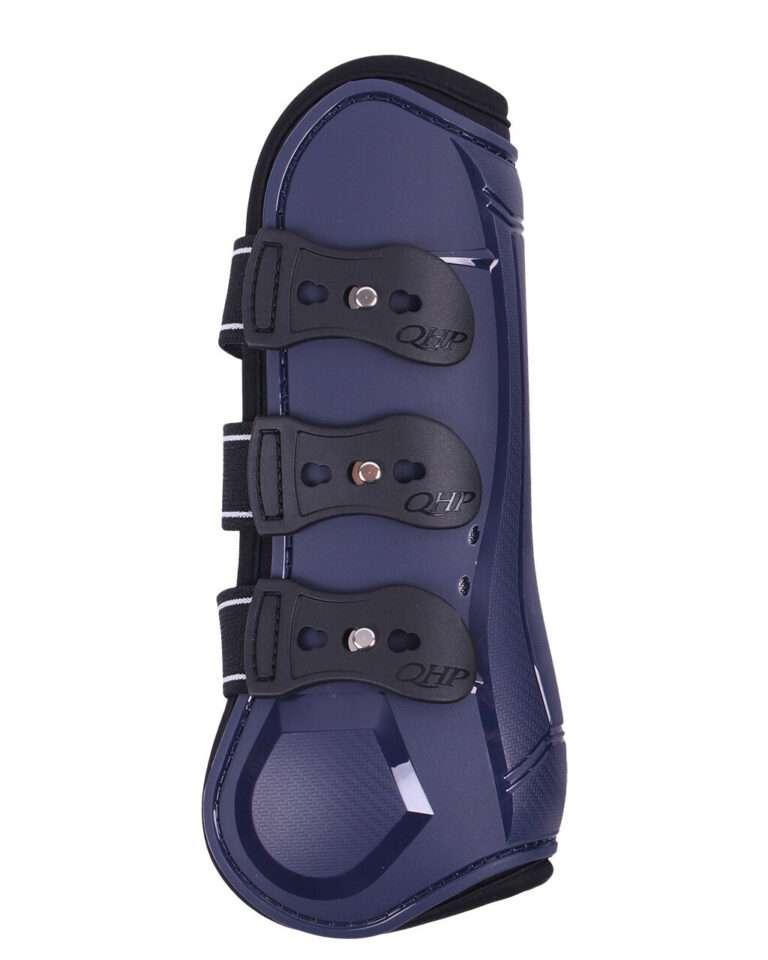 qhp champion tendon boots navy