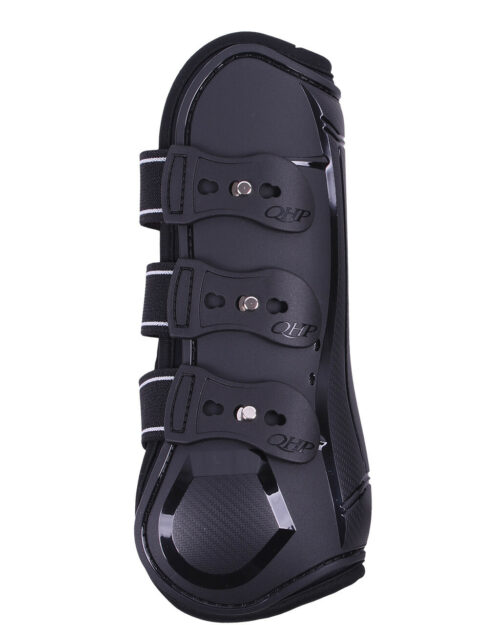 qhp champion tendon boots black