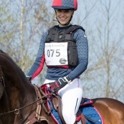 competition number pinny bib rider